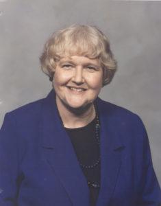 Dorothy Lenz, Minister Emerita